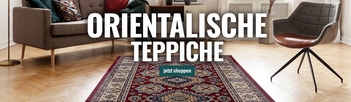 Orientalische Teppiche online auf myneshome kaufen