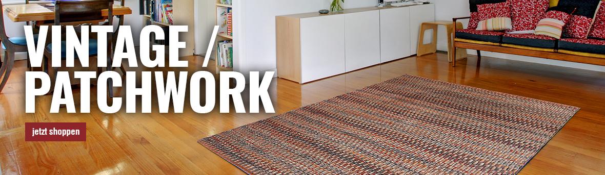 Vintage Teppiche online auf myneshome kaufen