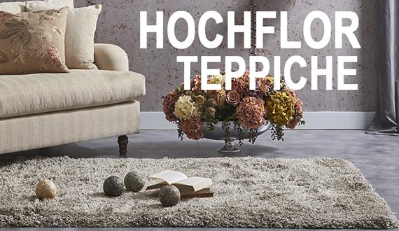 Teppich Hochflor