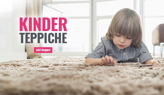 Kinder Teppiche sicher online kaufen auf myneshome.de