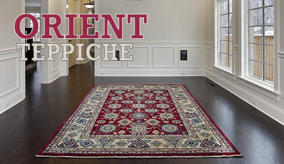 Klassische Teppiche online auf myneshome bestellen