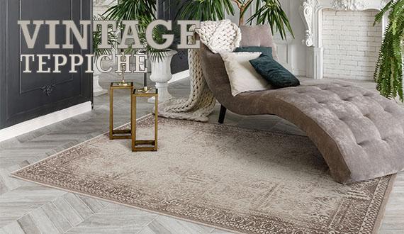 Vintage Teppiche online auf myneshome bestellen
