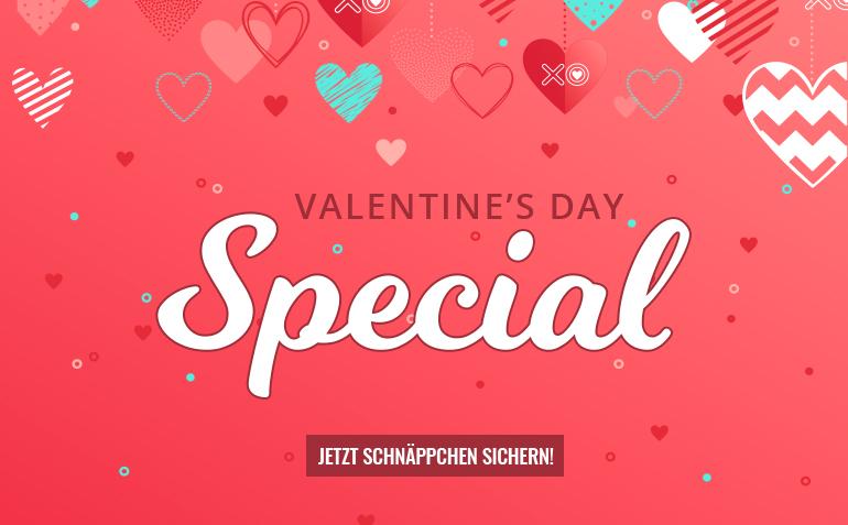 Valentinstag Geschenk auf myneshome bestellen